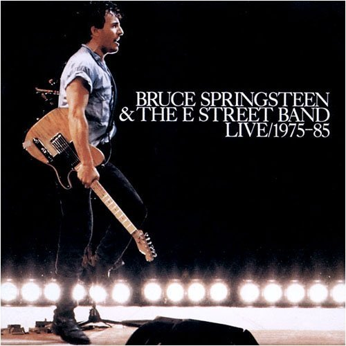 LIVE 1975 - 1985 by BRUCE SPRINGSTEEN (1995-11-22)