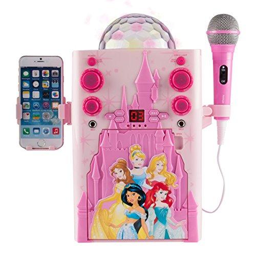 Princess Flashing Disco Ball Karaoke by Disney Princess (Image #3)
