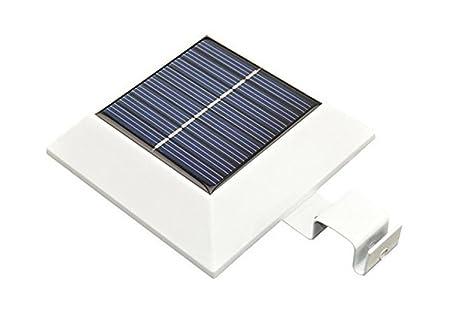 Asvert lampada solare led ad energia con sensore di movimento luci