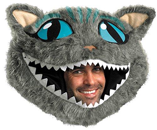 UHC Disney Alice In Wonderland Cheshire Cat Headpiece Theme Party Mask ()