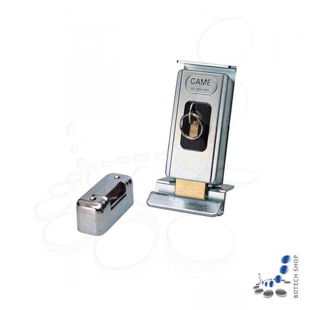 Auflaufbock mit Riegelaussparung f/ür Elektroschloss