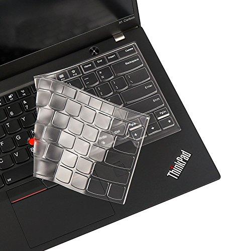 Folox Ultra Thin Keyboard Protector Cover Skin for Lenovo 14