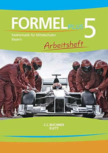 Price comparison product image Formel plus 5. Arbeitsheft. Bayern