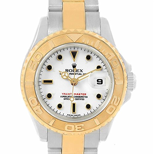 Rolex Yacht-Master automatic-self-wind womens Watch 169623 (Certified Pre-owned)