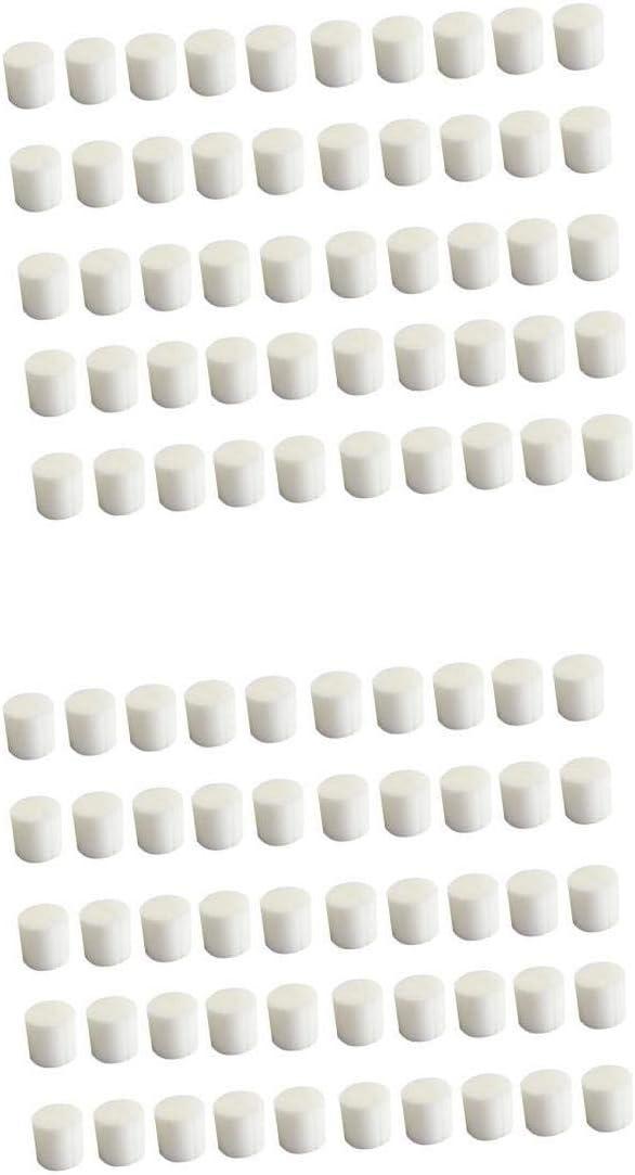 LOVIVER 100 Unids Collar Inserto De Espuma Planta Hidropónica para Hidroponía Planta De Germinación En DIY Cloner & Clone Machines