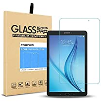 Samsung Galaxy Tab E 8.0 ScreenProtector, Pasonomi® [9H Hardness] [Crystal Clear] [Scratch-Resistant] Premium Tempered Glass Screen Protector Film for Samsung Galaxy Tab E 8.0 Inch Tablet