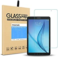 Samsung Galaxy Tab E 8.0 Screen Protector, Pasonomi® [9H Hardness] [Crystal Clear] [Scratch-Resistant] Premium Tempered Glass Screen Protector Film for Samsung Galaxy Tab E 8.0 Inch Tablet