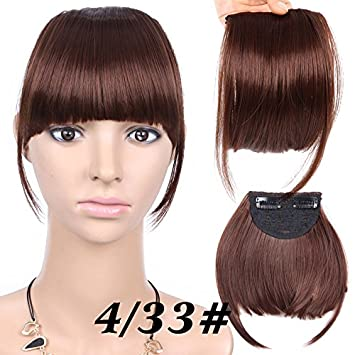 Amazon.com : Neat Front Clip In Hair Extensions