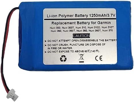 Electronics Batteries ghdonat.com D25292-0000 Nuvi 610T Nuvi 660 ...