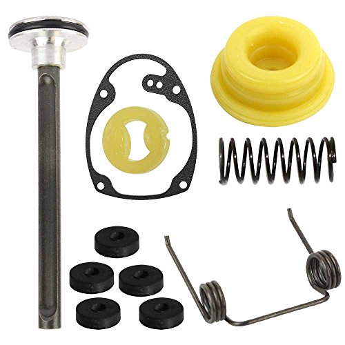 Superior Parts DB45V-03 Aftermarket Driver, Bumper, PU Sheet, Gasket, Feeder Spring, Feeder O-Ring and Pushing Lever Spring Kit for Hitachi NV45AB Nailers (Pushing Lever Spring)