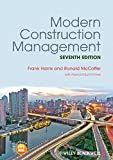 img - for Modern Construction Management book / textbook / text book