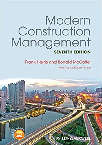 Modern construction management /
