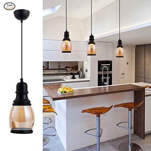 Brown Pendant Light Shades in Florida - 2
