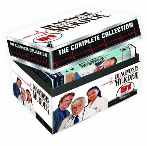 Diagnosis Murder:Complete by Visual Entertainment