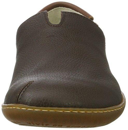 El Naturalista N275, Zapatos sin Cordones Unisex Negro