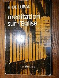 Méditation sur l'Église (Théologie)