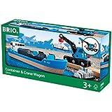 BRIO World  - 33534 - NAVIRE PORTE CONTENEURS