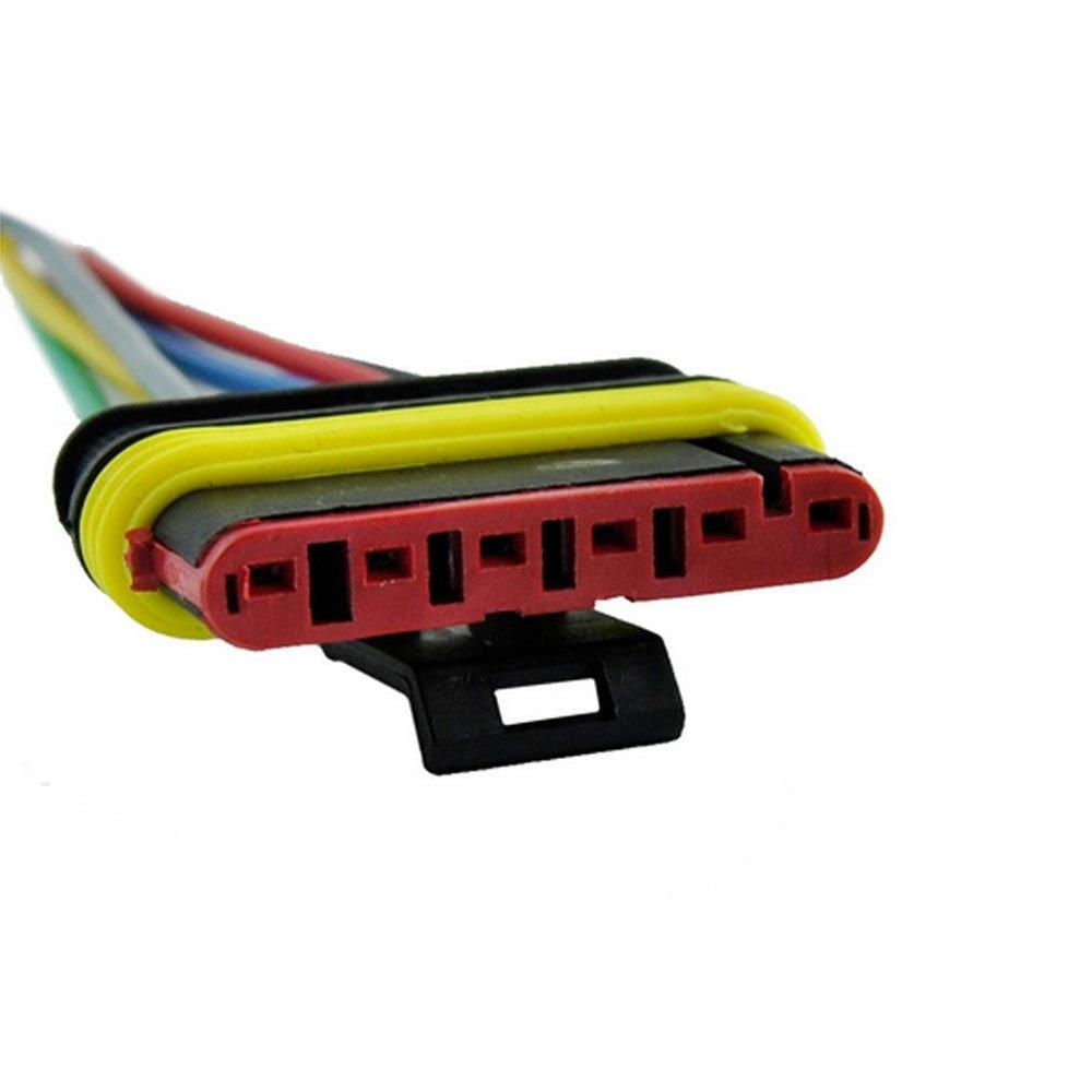 Mintice/™ 10 X 5 vie Pin kit presa auto auto impermeabile connettore elettrico con AWG calibro marino