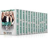 Three Union: 14 Book MEGA Bundle (Excite Spice Boxed Sets)