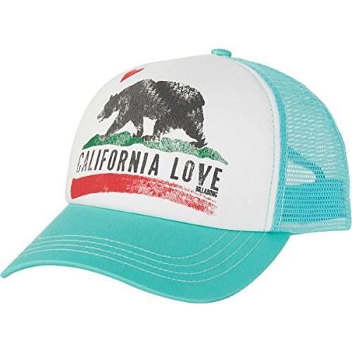 Billabong Women's Pitstop Trucker Hat Mo-Mint One Size