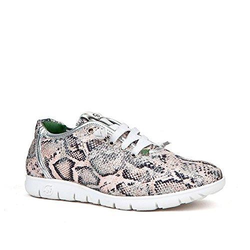 Mujer Plata W Sneaker Zapatilla Riven Slowwalk Christine 5qRw1Xxw