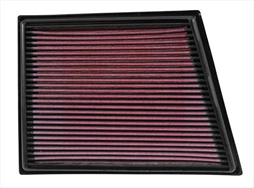 K&N engine air filter, washable and reusable:  2014-2019 BMW/Mini Cooper (Active Tourer, Gran Tourer, X1, X2, Cooper, Cooper Clubman, Cooper Countryman, One, One D) 33-3025