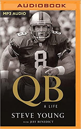 f11c33044 Amazon.com  QB  My Life Behind the Spiral (0889290814234)  Steve Young