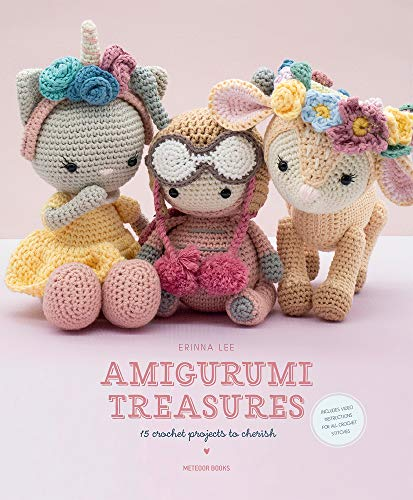 AMIGURUMI TREASURES por ERINNA LEE