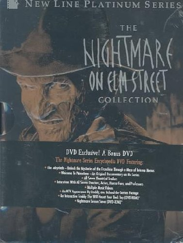 Halloween Night Meaning (The Nightmare on Elm Street Collection (New Line Platinum)