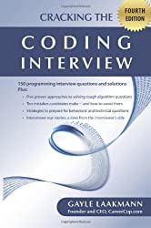 Cracking the Coding Interview, Fourth Edition: 150 Programming Interview Questions and Solutions