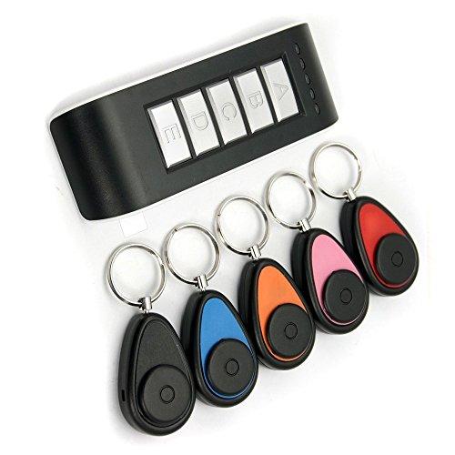 Incutex Schlüsselfinder mit Transmitter elektronische Hilfe zum Aufspüren von Schlüssel electronic keyfinder