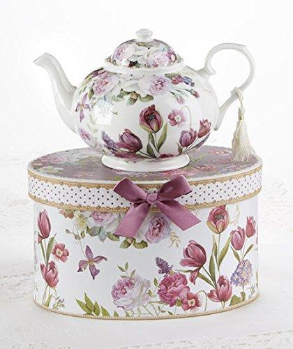 Tea Pot Box - 9.5 x 5.6