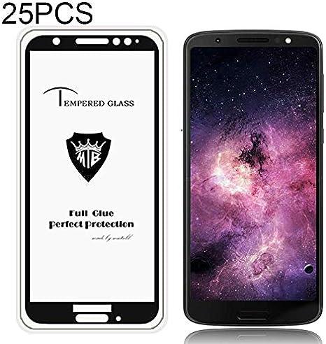 ZHANGYUNSHENG 100 PCS 0.26mm 9H 2.5D Tempered Glass Film for Huawei Y6 II zys