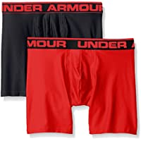 "Under Armour Men's Original Series 6"" Boxerjock, Pack of 2"