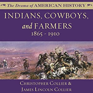 Indians, Cowboys, and Farmers, and the Battle for the Great Plains Audiobook