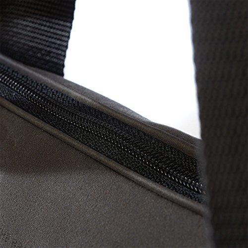 adidas Originals Casual Bowling Bag Tasche Lederoptik taupe