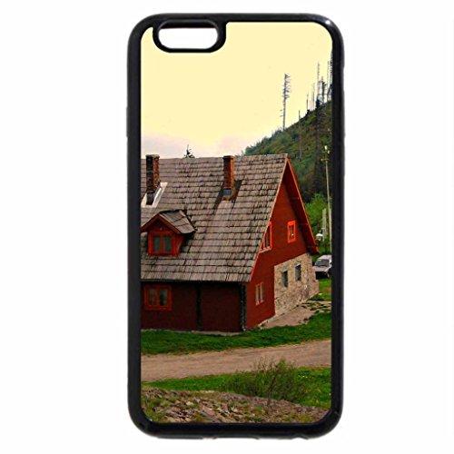 iPhone 6S / iPhone 6 Case (Black) cabana Cozia/ Romania