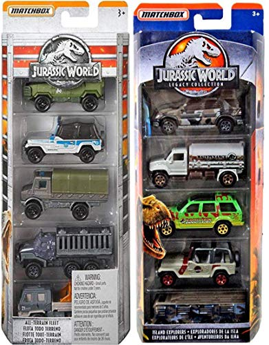 Explorer World Jurassic Dinosaurs Cars Trucks All Terrain Fl