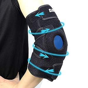 מעטפת קרח למרפק מגיע עם חבילת לטיפול ותמיכה רק באתר tennisnet !