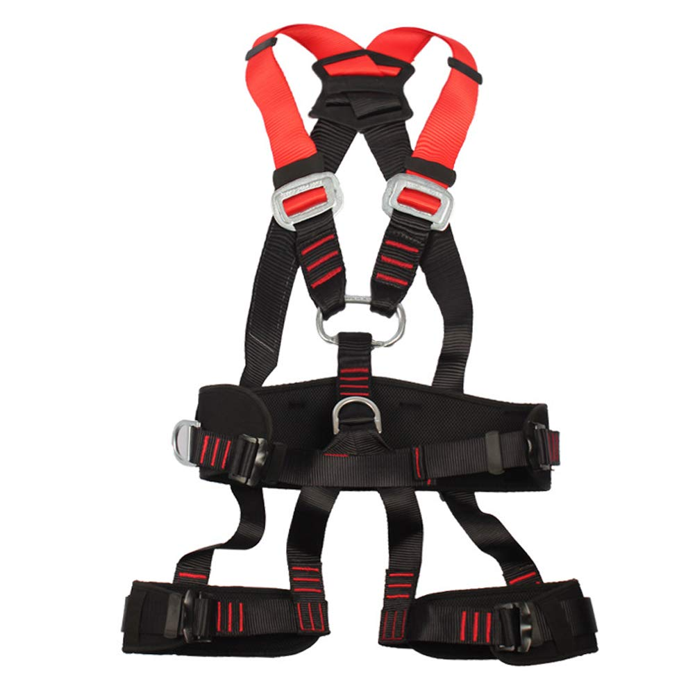 Body Safety Belt for high Altitude Operation, Work Work, Climbing and Rescue, Full Body Protection Equipment