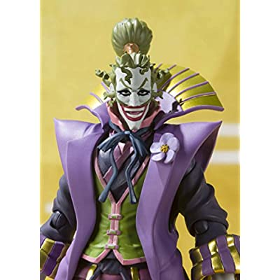 Tamashii Nations - Ninja Batman: The Joker S.H.Figuarts Figure, 8