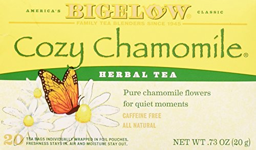 Cozy Chamomile Tea - 20 - Bag