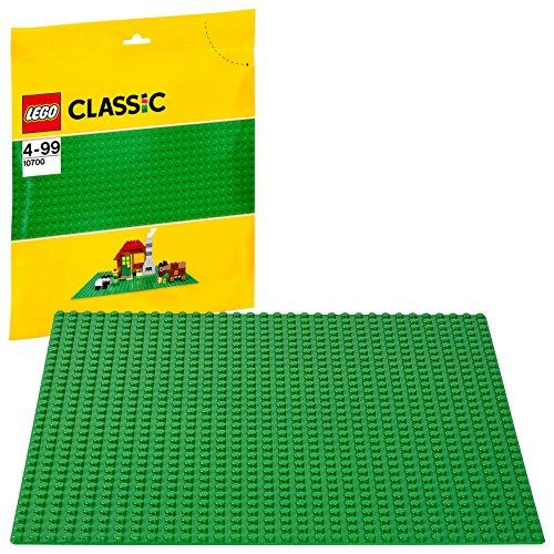 [해외] 레고 (LEGO) 클래식 기초 판(그린) 10700