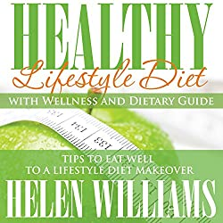 Healthy Lifestyle Diet with Wellness and Dietary Guide