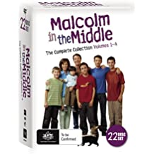 Malcolm in the Middle - Complete Collection (Vol. 1-4) - 22-DVD Box Set ( Malcolm in the Middle - Complete Collection - Volumes One, Two, Three & Four