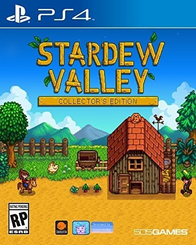 Stardew Valley  Collectors Edition   Playstation 4