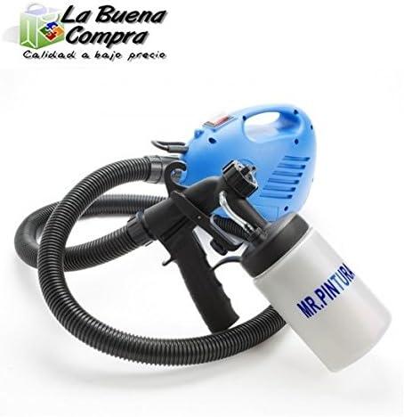 CE-GSH Pistola para Pintar Eco Paint en Rebaja: Amazon.es: Hogar