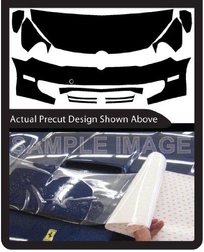 Volkswagen Golf 4 Door (2010-2013) 3m Clear Bra Paint Protection Film Kit