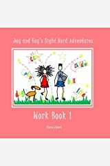 Jay and Kay's Sight Word Adventures Work Book 1 Paperback
