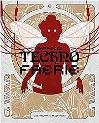 Book's Cover ofTechno faérie